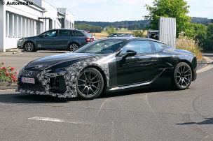 Der Lexus LC F kommt!