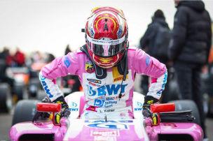 Kart-König im Formel-Sport