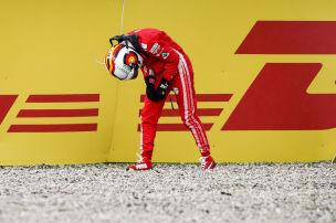 Darum braucht die F1 Kiesbetten