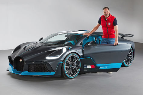 Munich Bugatti Chiron >> Bugatti Divo (2018): PS, data, Chiron, Topspeed, all info