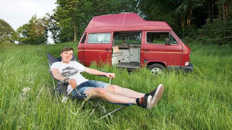 Postbank Serie: Mein erster Traumwagen