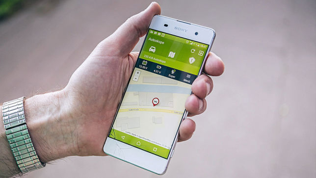 GPS-Tracker im Test