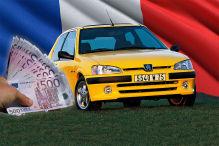 Französische Hot Hatches: Gebrauchte bis 5.000 Euro