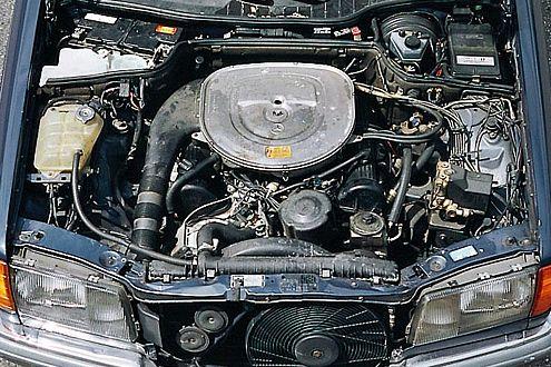 Augen auf: die Sechszylinder der S-Klasse haben Ventilprobleme.
