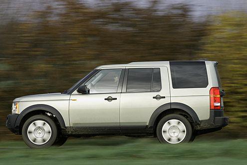 Land Rover zeigt mit dem Discovery was Stand der Technik ist.