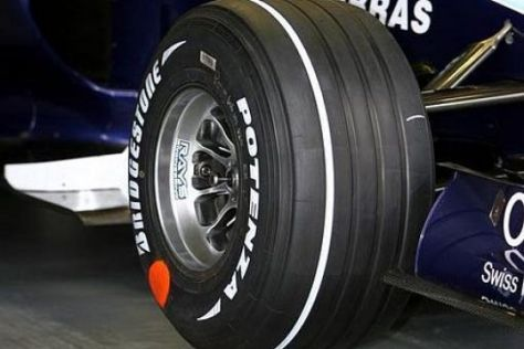 Reifenmarkierung geregelt