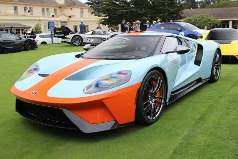 Monterey Car Week 2018 Pebble Beach Update Autobild De