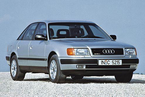 Ein Aufrüst-Kat bringt beim Audi 100 2.5 TDI (C4) 283 Euro Steuerersparnis.