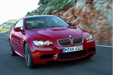 Vorstellung BMW M3