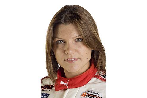 Katherine Legge erreichte mit Rang sechs die beste Platzierung einer Frau in der ChampCar-Geschichte.