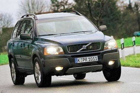 Rückruf Volvo S60/V70/XC70/XC90