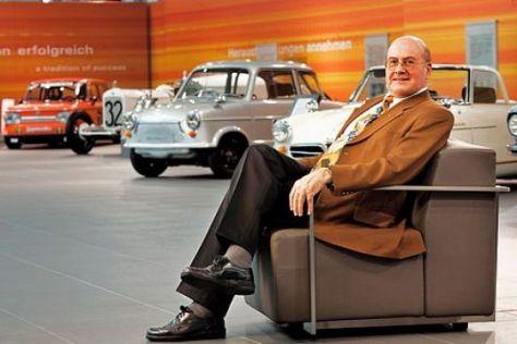 51 Jahre bei Audi