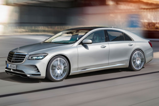 Video: Mercedes S-Klasse (2020) - autobild.de