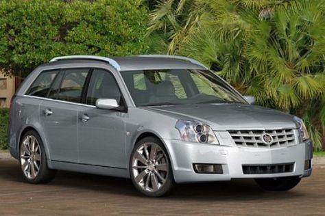 Startpreis Cadillac BLS Wagon