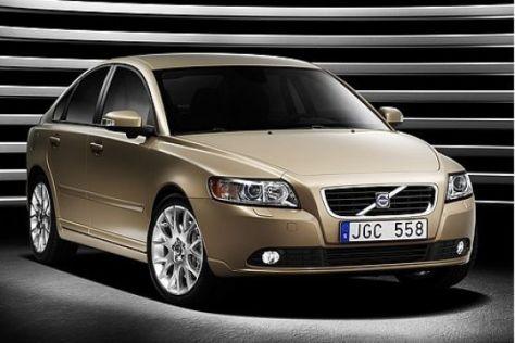Der neue Volvo S40/V50