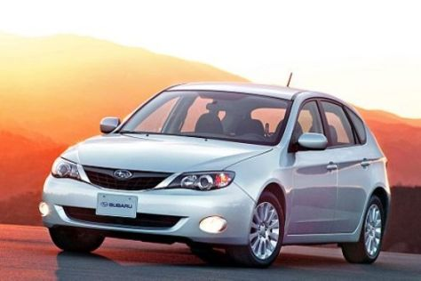 Vorstellung Subaru Impreza
