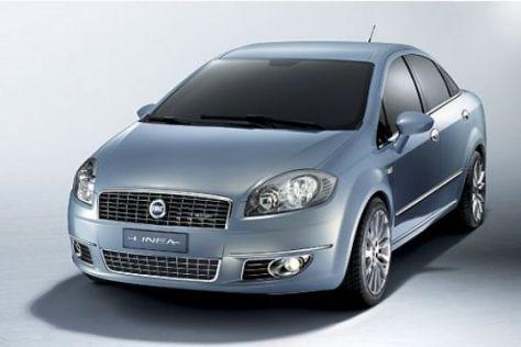 Europapremiere Fiat Linea