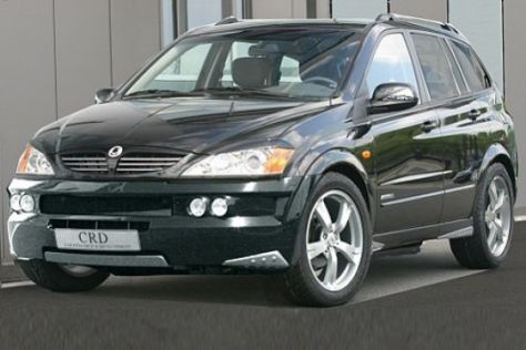SsangYong Kyron Cyber