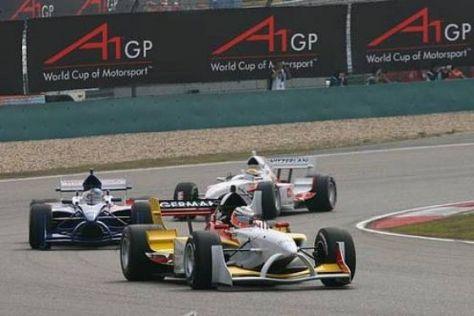 A1GP vor dem letzten Rennen