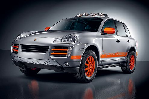 Sportlook: Die Lackierung soll an den Porsche 911 GT3 RS erinnern.