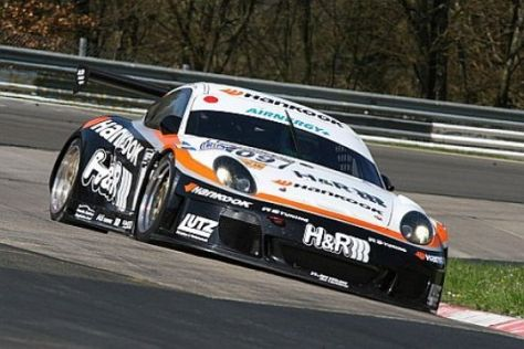 Porsche Cayman (Alzen-Rennversion)