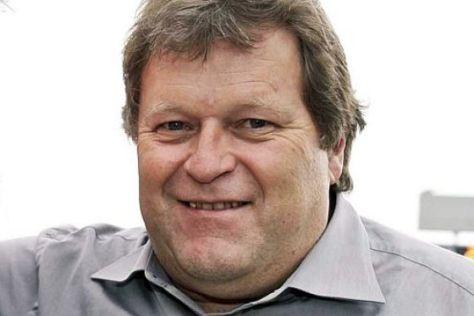 Formel-1-Interview: Norbert Haug