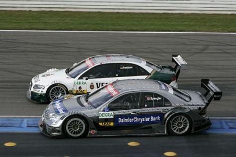 DTM 2007: Am Sonntag beginnt die Saison