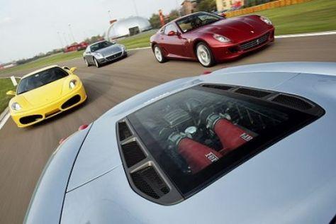 Spezial: 60 Jahre Ferrari