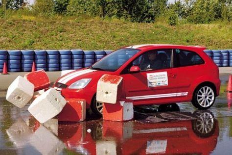 Deutschlands bester Autofahrer 2007, Runde 4