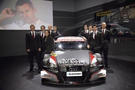 Audi in der DTM 2007