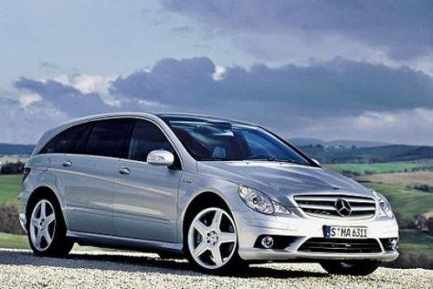 Mercedes-Modellpflege