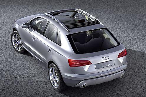 Audi Cross Coupé quattro
