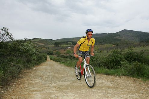 Selbstverständlich besser als alle andere: Triathlet Kai Hundertmarck.