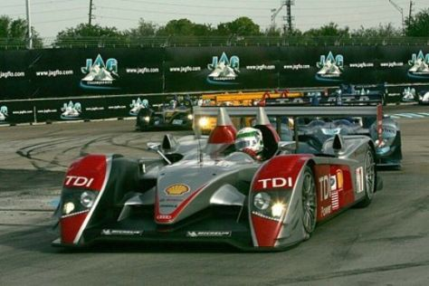 ALMS in Houston 2007