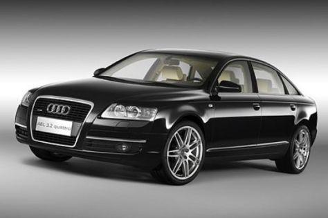 Audi A6 Langversion