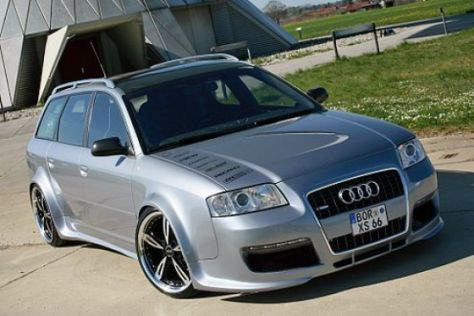 Audi A6 von Norman Hiller