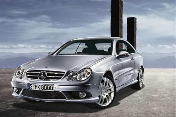 Mercedes clk sport edition sportliche extraportion for Benz sport katalog
