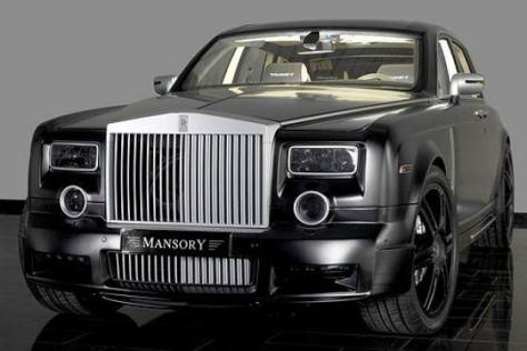 Test Rolls-Royce Mansory Conquistador