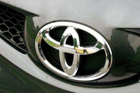 Toyota erstmals größter Autobauer