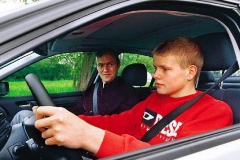 Begleitetes Fahren senkt Unfallzahlen