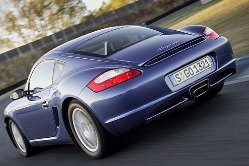 23,9 Sekunden bis Tempo 200: Das nennt man wohl Porsche-Feeling.