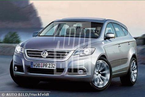 """VW kippt """"SportVan""""-Pläne"""