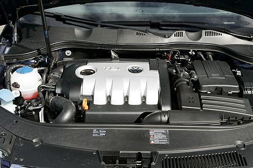 VW spendiert jedem Zylinder eine eigene Pumpe-Düse-Einheit.