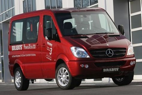 Mercedes Sprinter Brabus