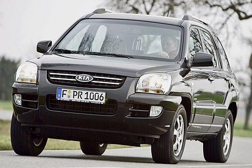Kia Sportage: Ein Auto ohne jede Bedienungsrätsel.
