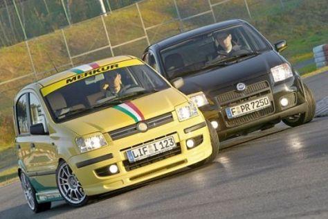 Merkur Panda Racing Turbo/100 HP