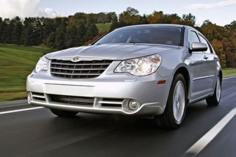 Test Chrysler Sebring