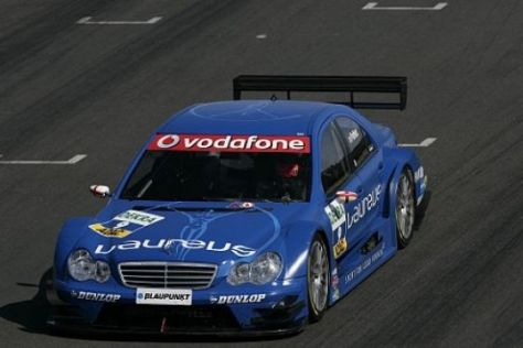 Oschersleben: Mercedes feiert Doppelsieg
