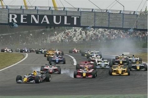 Renault World Series 2007