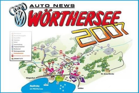 Auto-News Wörthersee 2007